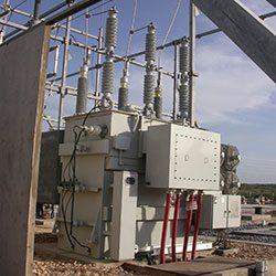 Transformer – 50 MVA 13.8-120KV GSU