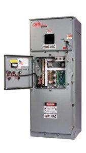 Benshaw MVRXE line of Medium Voltage Softstarts